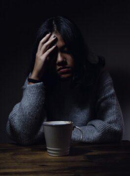 疲れやすい ストレス 悩み